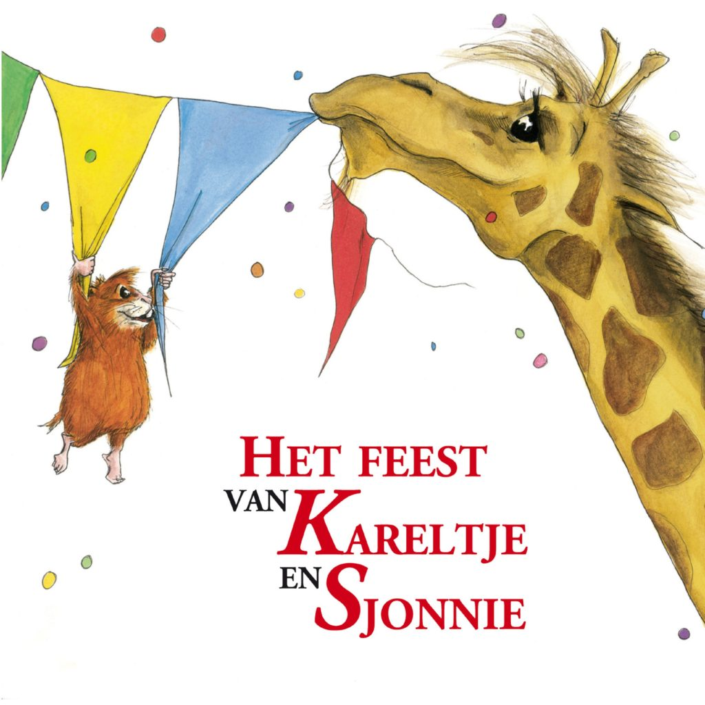 Kareltje en Sjonnie Het Feest van Kareltje en Sjonnie