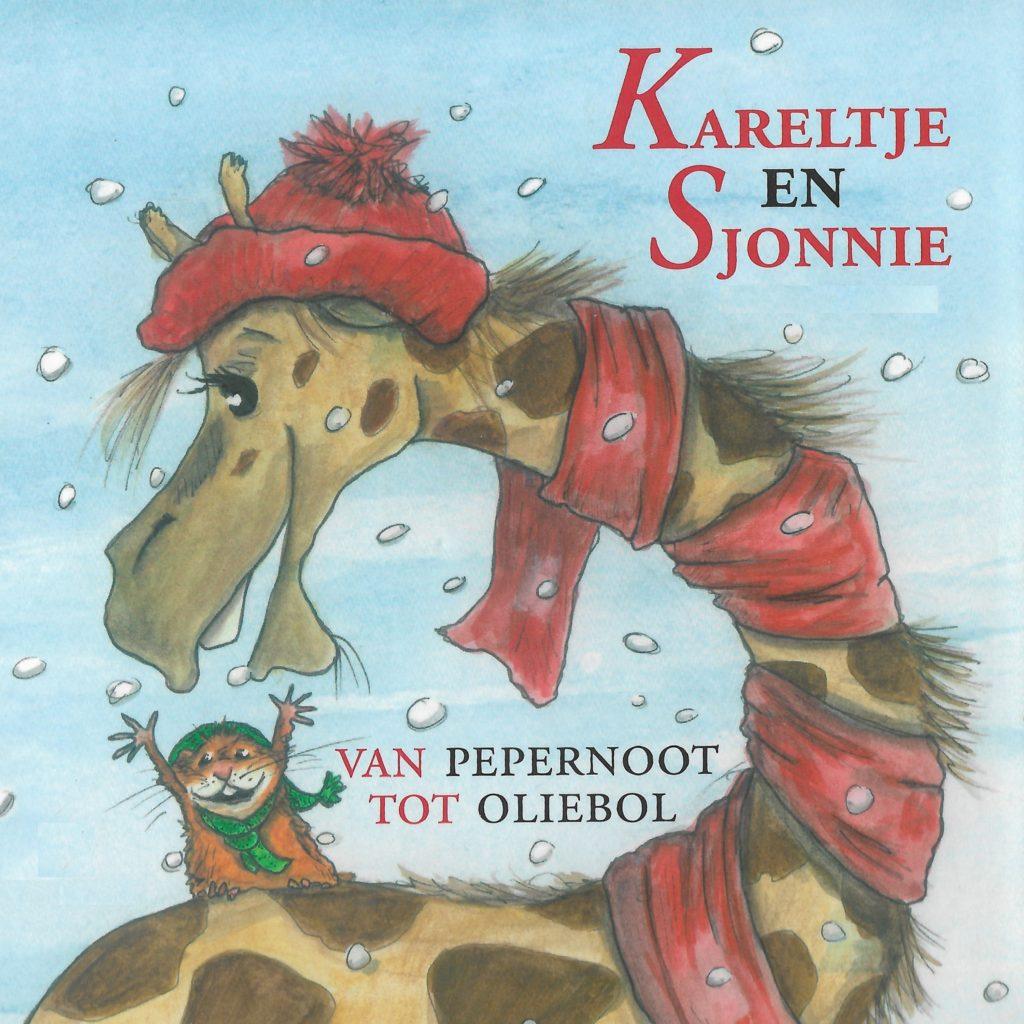 Kareltje en Sjonnie van pepernoot tot oliebol