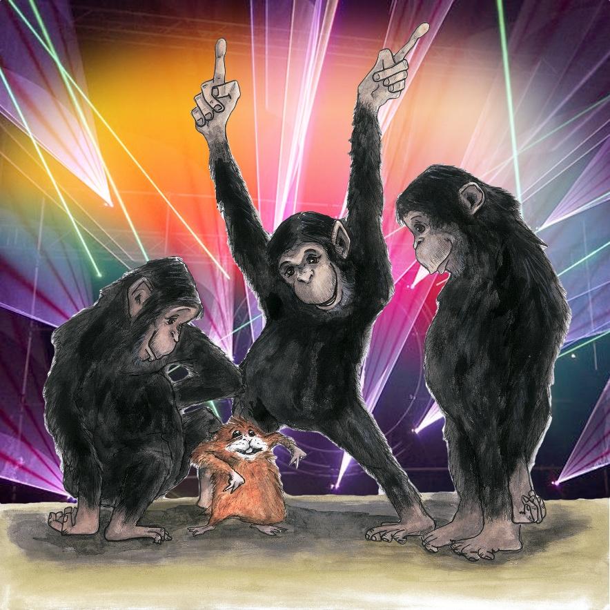 Kareltje en de chimpansees