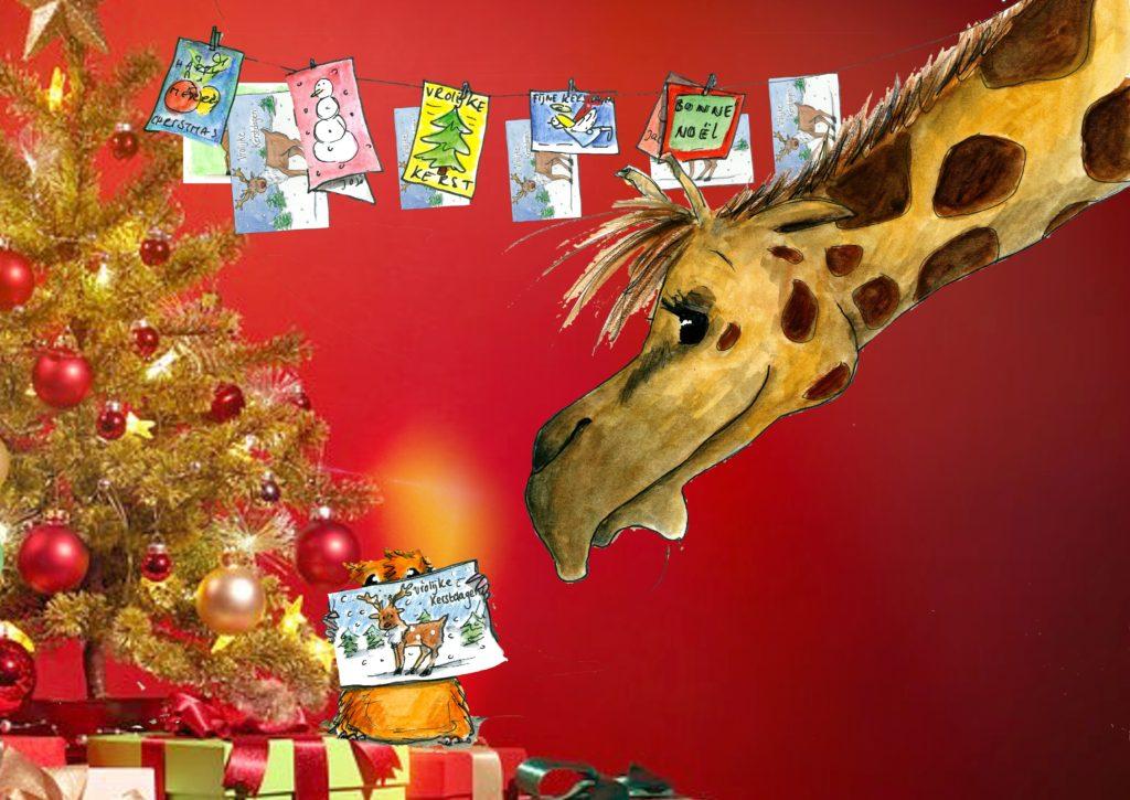 Kareltje en Sjonnie vieren kerst 2